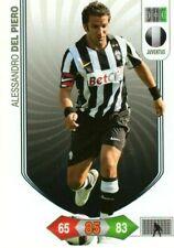 Alessandro DEL PIERO Juventus ADRENALYN XL card Calciatori PANINI 2010-11 NEW