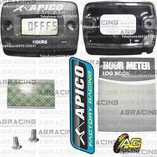 Apico Wireless Hour Meter Without Bracket For Yamaha YZ 125 1986-2016 Motocross