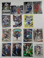JOSH ALLEN, STEFON DIGGS - Bills 2020 Absolute Mosaic Prizm team card lot