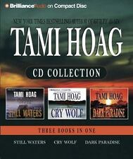 Still Waters; Cry Wolf; Dark Paradise by Tami Hoag