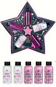 Sugar & Spice Scented Body Wash Gift Box Set Christmas Valentines Bath Body NEW