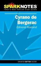 Spark Notes Cyrano de Bergerac-ExLibrary