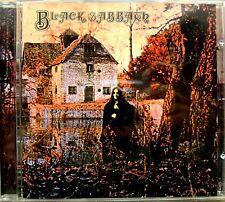 BLACK SABBATH THE FIRST ALBUM CD AUDIO DOOM METAL Castle Communications 1970
