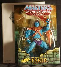 Faker Masters of the Universe Classics MOTU MOTUC Sealed on Card He-Man