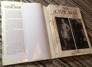 THE CIVIL WAR A VISUAL ENCYCLOPEDIA ANGUS KONSTAM HCDJ MILITARIA SOUTH HISTORY