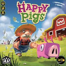 Happy Pigs: PRESALE board game Iello New