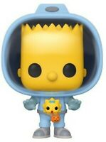 FUNKO POP! ANIMATION: Simpsons - Bart w/ Chestburster Maggie Funko Pop! Anim Toy