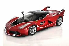 BBURAGO 1:24 DISPLAY FERRARI RACING - FERRARI FXX K Diecast Car Red 26501