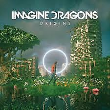 Imagine Dragons - Origins DELUXE EDITION ****NEW SEALED CD ALBUM*****