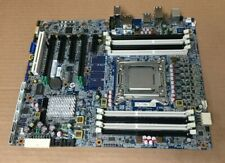 HP Z420 Workstation Motherboard LGA 2011 708615-001 618263-003 +Xeon E5-1603 cpu
