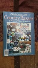 Mccalls Country Bazaar Quilting Embroidery Sewing Pattern Free Shipping