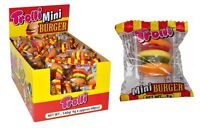 BulkLollies 60 x Trolli Mini Burger Gummy Buffet Candy Party Favors Sweets