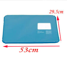"21""X12"" Pillow Cooling Pad Sleeping Travel Cold Therapy Insert Aid Pad Mat Blue"
