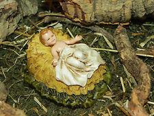 Navidad Bebé Jesús Natividad Juego Figura Presepio Niño Jesús para Pesebre