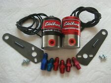 SUPER DEAL! NEW EDELBROCK PERFORMER RPM NITROUS+FUEL SOLENOID KIT-400HP-AS SHOWN