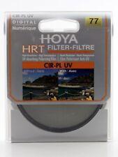 Hoya Filter HRT CIR Polfilter - UV Filter 77 mm