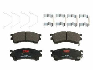 For 1993-2002 Mazda 626 Brake Pad Set Front TRW 18329YS 1994 1995 1996 1997 1998