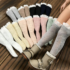 3Pairs Socks Lace Stocking For Licca Azone Barbies Blythe 1/6 Doll Accessories H