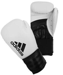 "TOP TEN® /""NKII/"" Boxhandschuhe schwarz weiß Größe 10 UZ OZ Unzen Box-Handschuhe"