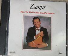 zamfir plays the worlds most beautiful melodies cd heartland music presents