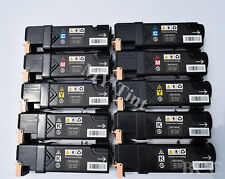 10 x Toner Cartridges for Xerox CP305D Xerox CM305D CM305DF CT201632 ~ CT201635