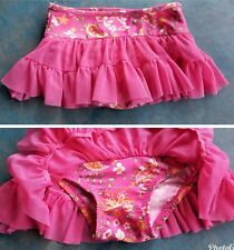BABY GAP Girl's Size 18/24 Months Swimsuit Tankini tulle skirted bottoms Paisley