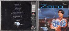 RENATO ZERO CD FUORI CATALOGO Amore non amore  PRIMA EDIZIONE 1998
