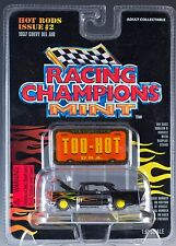 Racing Champions Mint Hot Rods Issue #2 1957 Chevy Bel Air Too-Hot New 1996