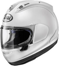 Arai Corsair-X RX-7V SOLID WHITE Full Face Adult Motorcycle Helmet SIZES: XS-2XL