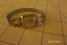 Solid 10K Yellow Gold Black Hills Gold Watch tips