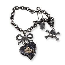 Vivienne Westwood Ladies Heart 10in Bracelet Watch-NIB! RARE!!