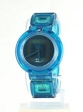 Orologio Swatch pop blu