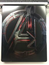 Avengers: Age of Ultron (3D & Blu-ray Disc) Digital Copy Slip Inclded read below