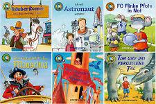 Lino Bücher Box 62 Linos Box für coole Jungs Ab 3 Jahren Coppenrath + BONUS