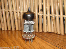 Vintage 6AQ8 ECC85 Vacuum Tube Results= 5650/6800 7.9/10.1 mA