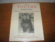 1926 Youth's Companion Uncommon H.L. Mencken Story