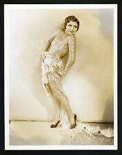 SEXY + EARLY MARY DORAN - OVERSIZE GLAMOR SHOT BY LOUISE - EXC COND SILENT - SIL