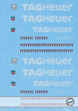 1/43 TAG HEUER FILL IN DECAL McLAREN F1-GTR for PMA