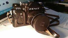 Best Soviet SLR Film camera Zenit TTL