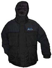 Arctic Armor Floating Extreme Weather Ice Fishing Jacket Black MED