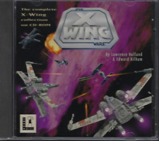 X-Wing The Complete X-Wing Collection on CD-ROM PC 1993 LucasArts
