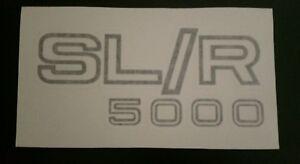 SLR 5000 Torana Decals x 4 LX  Lh Holden