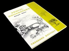 Pencil Broadsides by Theodore Kautzky   - Enlarged Edition