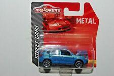 Majorette Street Cars 1/64 - MITSUBISHI ASX - BLUE