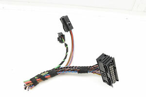 09-14 BMW 750I - TOP-HIFI AMPLIFIER / AMP WIRING HARNESS CONNECTOR / PIGTAIL SET