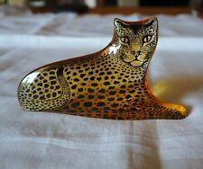 Abraham Palatnik Op Art Lucite Acrylic Leopard Cheetah