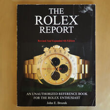 by John E Brozek The Rolex Report reference book