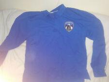 oldham athletic afc football polo shirt size XXL
