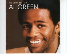CD AL GREEN	the bery best of	EX  (B1974)
