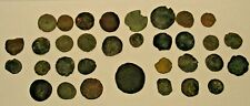 Lot of 33 Antique Roman Coins! Ancient Coin from Rome Italy Greece Greek